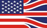 British-American Flag