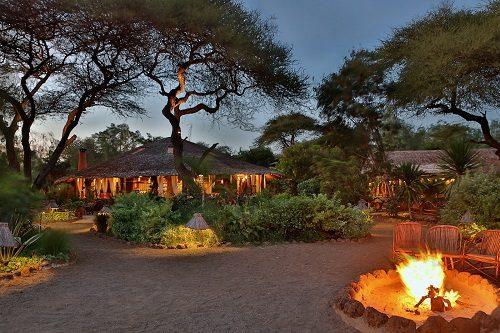 A picture of Kibo Safari Camp in Amboseli National Park