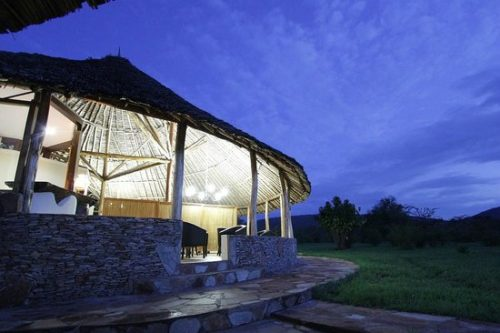 A picture of Osero Lodge in the Maasai Mara